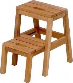Drabinka Dania drewno tekowe
