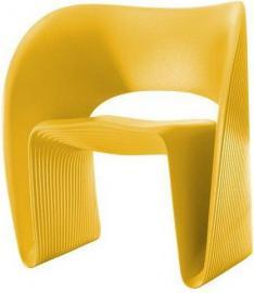 Fotel Raviolo żółty