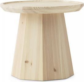 Stolik Pine mały naturalna sosna