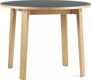 Stół Slice 95 cm szary