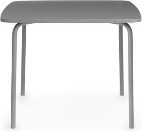 Stół My Table kwadratowy szary