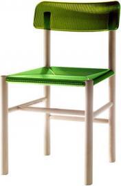 Krzesło Trattoria zielone