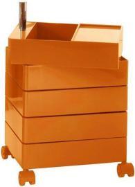Szafka 360 5 szuflad pomarańczowa