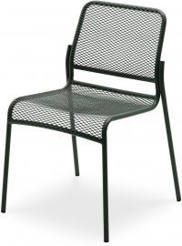 Krzesło Mira zielone