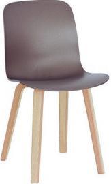 Krzesło Substance jesion szarobeżowe