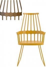 Krzesło Comback sanki orzechowe