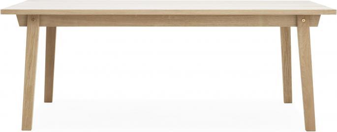 Stół prostokątny Slice 90x200 cm
