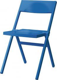 Krzesło Piana niebieskie
