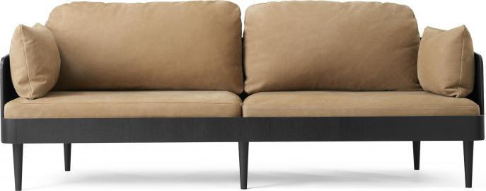 Sofa trzyosobowa Septembre Lava Royal Nubuck