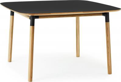 Stół Form 120x120 cm czarny