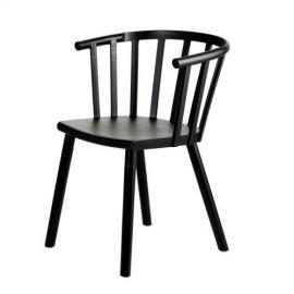 Dekoria Krzesło Madlen Black