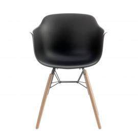 Dekoria Krzesło Shape Black