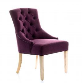 Dekoria Krzesło Victoria Violet