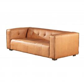 Dekoria Sofa Venito brown