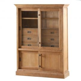 Dekoria Witryna Chantal z 6 szufladami + drzwi