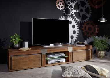 TV-Board Mango 205x48x39 lackiert AMSTERDAM #02