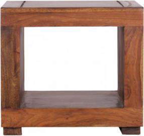 Sheesham Couchtisch ´´Sambal´´ Massivholz 120x70 cm braun