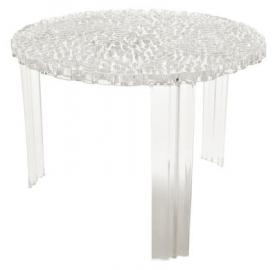 T-Table Medio Couchtisch - Kartell - Kristall