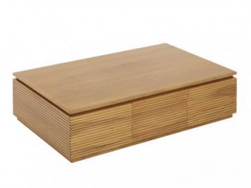 Couchtisch Holz massiv Loft II