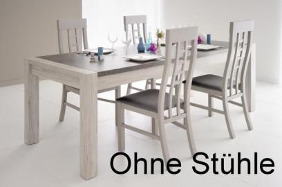 Esstisch Malone Stein/Portofino grey