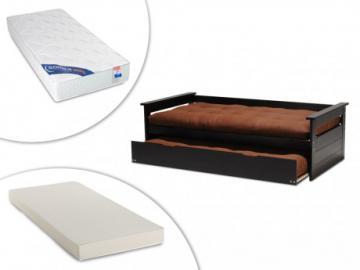 Etagenbett Antonio : Etagenbett ausziehbett antonio lattenrost matratzen