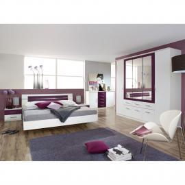 Schlafzimmer-Set Burano (4-teilig)
