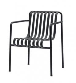 Palissade Dining Sessel / breit - R & E Bouroullec - Hay - Anthrazit