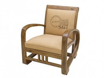 Sessel Stoff Travel - Beige