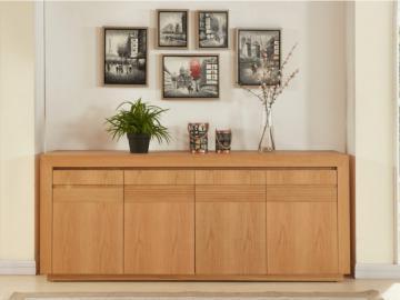 Sideboard Holz Symphonie - Eiche Furnier