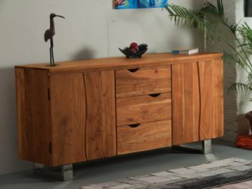 sideboard holz massiv tusty