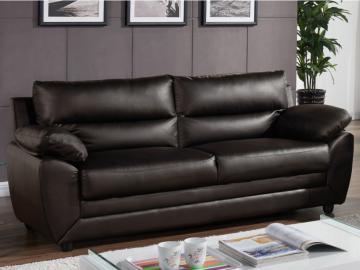 Sofa 3-Sitzer MANOA - Braun