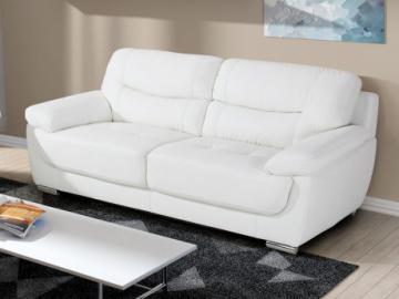 3-Sitzer-Sofa RENAUD - Weiß
