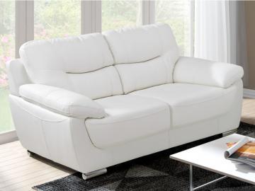 2-Sitzer-Sofa RENAUD - Weiß