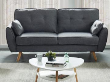 3-Sitzer-Sofa Stoff MELINA