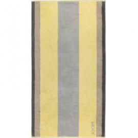 JOOP Handtücher Diamond Stripes 1669 Lemon - 55 - Duschtuch 80x150 cm