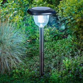 Lampa solarna LED Classic Light z Duo Color