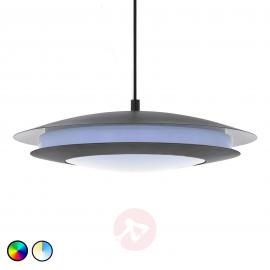 EGLO connect Moneva-C lampa wisząca LED Ø 48,5 cm