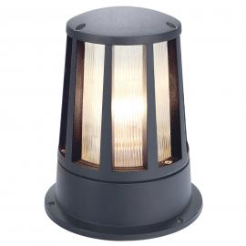 Luminaire pour socle Cone anthracite