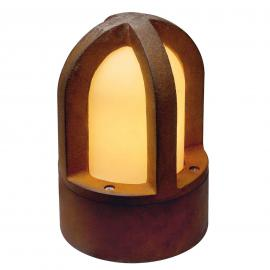 Luminaire pour socle maritime RUSTY CONE