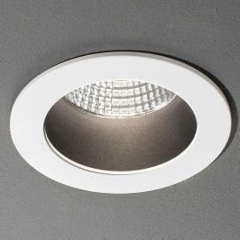 Spot encastrable LED Look Round big, blanc