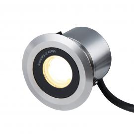 Spot encastré dans le sol LED Thermoprotect, IP68