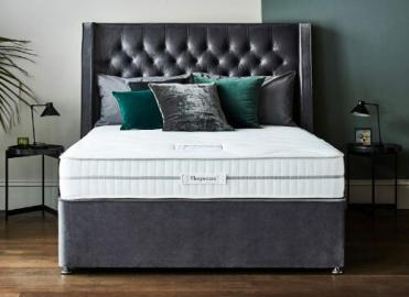 Sleepeezee Hybrid 2000 Pocket Mattress - King Size (5' x 6'6)