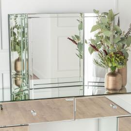Urban Deco Chelsea Vanity Rectangular Mirror