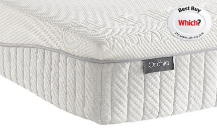 Dunlopillo Orchid Mattress, Double