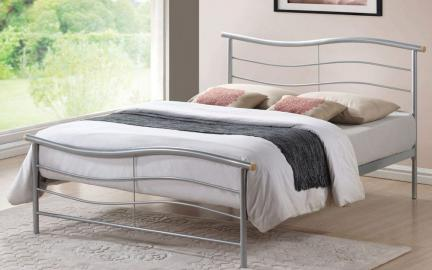 Time Living Waverley Metal Bed Frame, Single