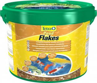 Tetra Teichfutter Pond Flakes 10 l