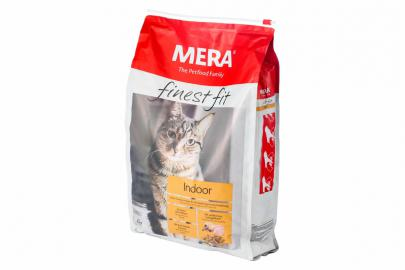 Katzen Trockenfutter MERA Finest Fit Indoor