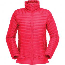 Norrona Damen Lofoten Super Lightweight Down Jacke (Größe XS, Rot) | Isolationsjacken > Damen