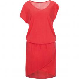 Super.Natural Damen Comfort Kleid Rot XL