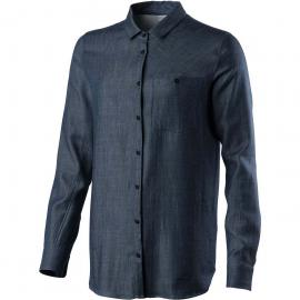 Houdini Damen Out And About Bluse Blau L